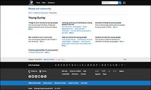 young-surrey-website